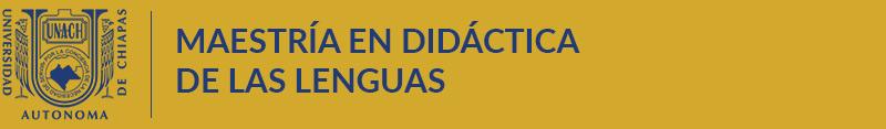 Maestría en Didáctica de las Lenguas
